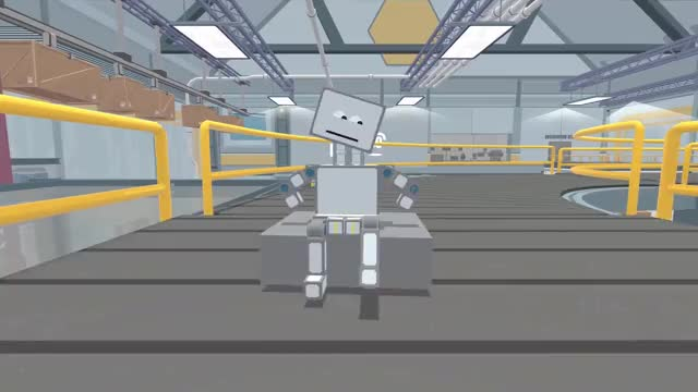 Watch and share Delivery Boy | RoboCo GIFs by RoboCo on Gfycat