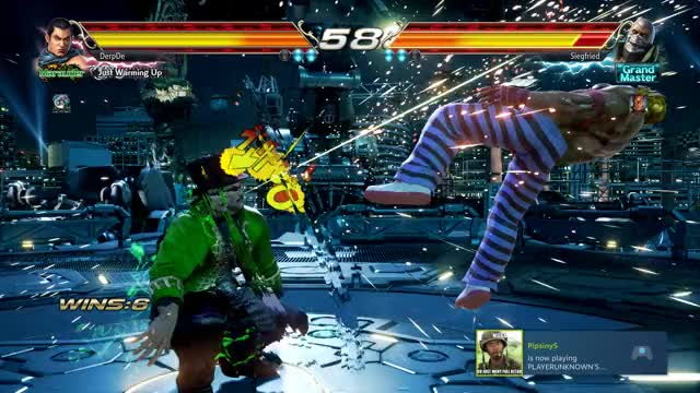 Watch and share Tekken7 GIFs by DerpDe on Gfycat