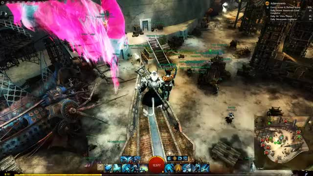 Watch Raven's Spirit Glider (500 gems) (reddit) GIF on Gfycat. Discover more Guildwars2 GIFs on Gfycat