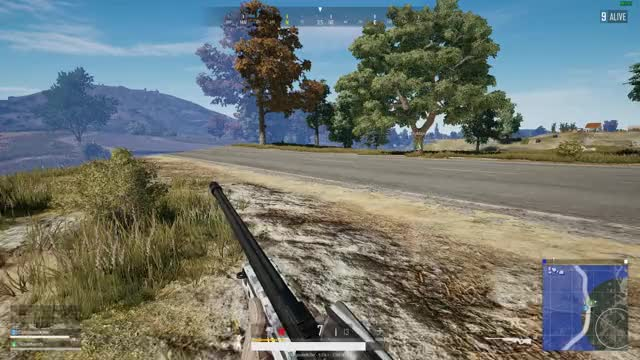 Watch and share PLAYERUNKNOWN'S BATTLEGROUNDS GIFs by Compoundkiller on Gfycat