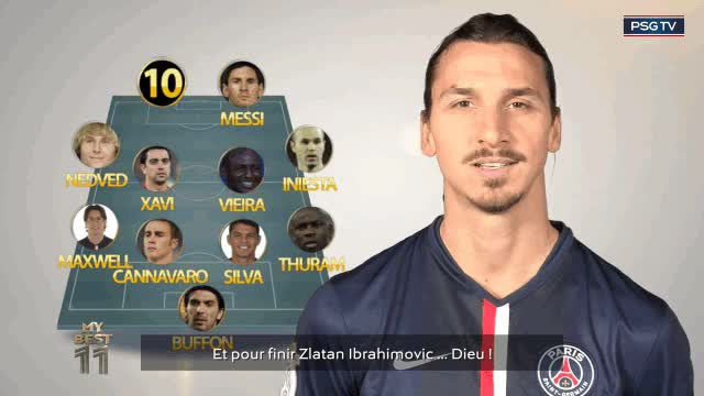 Watch and share Zlatan Ibrahimovic GIFs by rbaheux on Gfycat