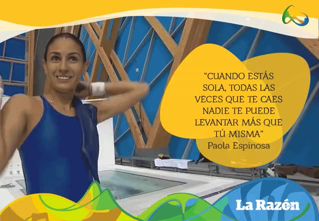 Watch and share Paola Espinosa GIFs and Rio 2016 GIFs on Gfycat