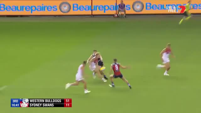 Watch and share Australian Football GIFs and Aaron Naughton GIFs on Gfycat