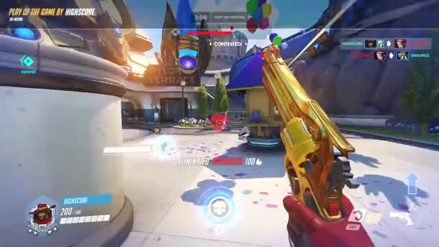 Watch and share Overwatch GIFs and Mercy GIFs by jellysaurus on Gfycat