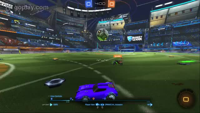 Watch 2v1 Competitive GIF by Mr_Assassin (@mrassassin) on Gfycat. Discover more Compatitive, Double touch, Rocket League GIFs on Gfycat