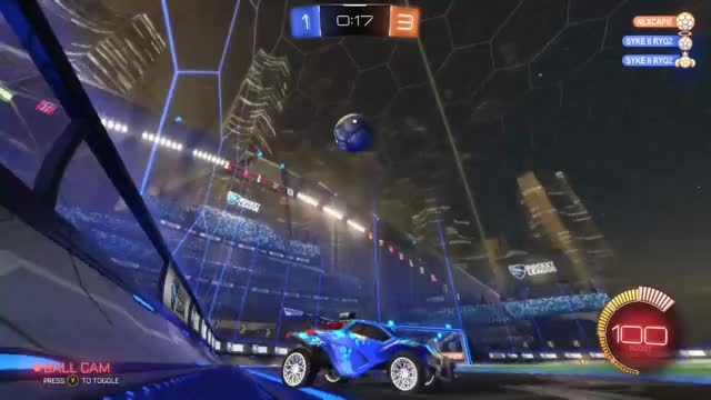 Watch and share Rocket League GIFs and I Omalleyy I GIFs by Gamer DVR on Gfycat