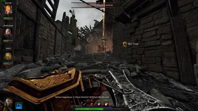 Watch and share Warhammer Vermintide 2 2018.03.22 - 18.52.24.03.DVR Edit GIFs by drudle on Gfycat
