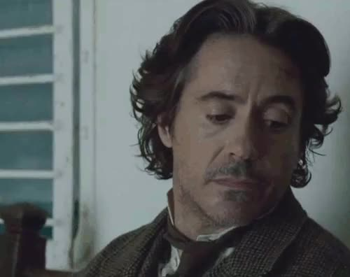 Watch Robert Downey, Jr. GIF on Gfycat. Discover more AGOS, Irene Adler, John Watson, Jude Law, RDJ Holmes, Robert Downey Jr, Sherlock Holmes, Sherlock Holmes: A game of Shadows, my first timer gifs, ritchieverse GIFs on Gfycat