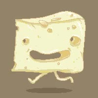 Watch and share Swiss Cheese On The Run. GIFs on Gfycat
