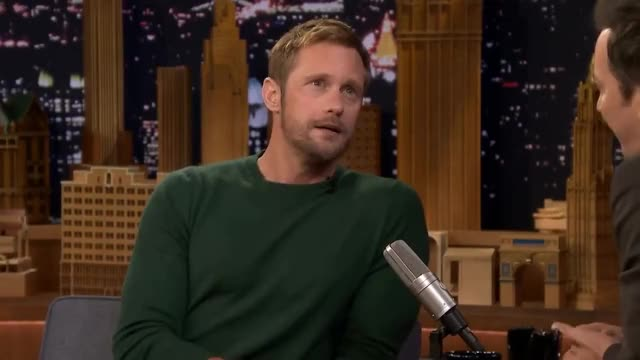 Watch this alexander skarsgard GIF on Gfycat. Discover more NBC, SNL, Show, Skarsgard, alexander skarsgard GIFs on Gfycat