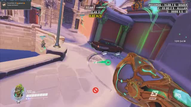Watch and share Overwatch GIFs by comimato on Gfycat