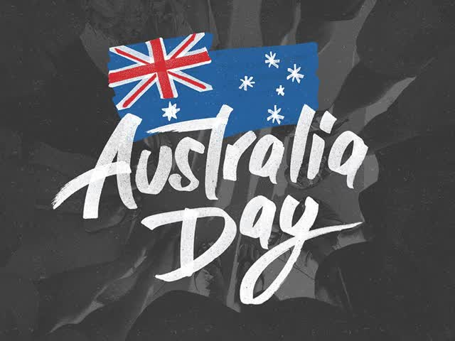 Watch and share Happy Australia Day 2017 Animations GIFs on Gfycat