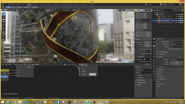Watch and share Blender 2.8 GIFs by SDWAN on Gfycat
