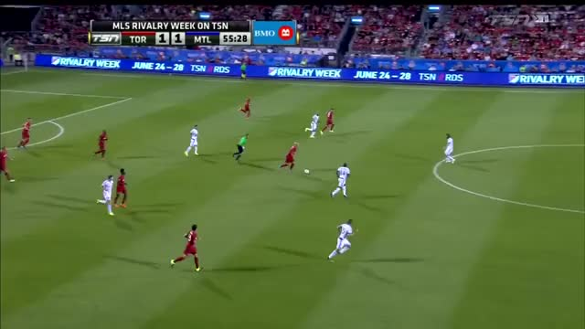 Watch and share Mls GIFs and Tfc GIFs by fusir on Gfycat