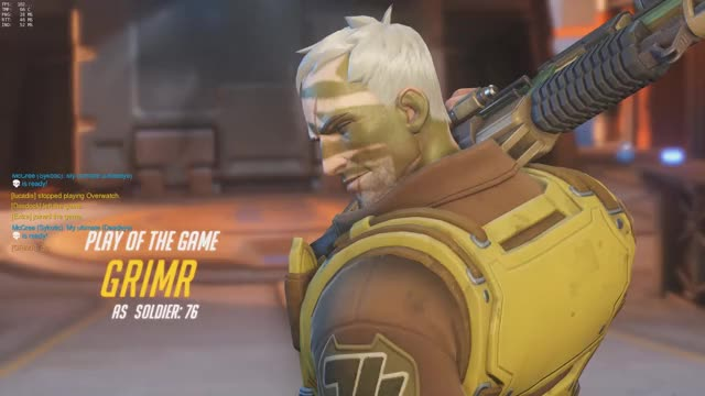 Watch and share Overwatch GIFs and Potg GIFs by 6grimr on Gfycat