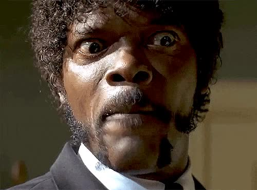 Watch and share Samuel L Jackson GIFs on Gfycat