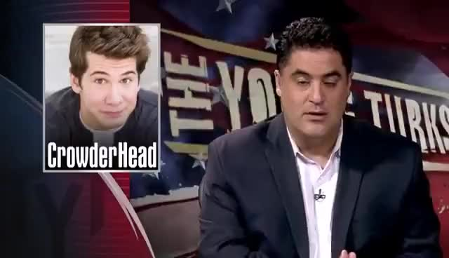 Steven Crowder provokes untion