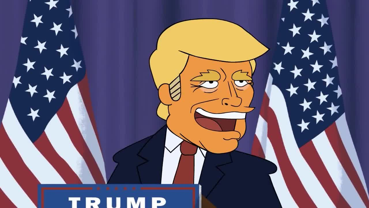 crazy, donald, evil, evil laugh, laugh, laughing, lol, lunatic, mad, muahaha, muahahaha, psycho, trump, DONALD TRUMP'S PRESIDENTIAL SPEECH GIFs