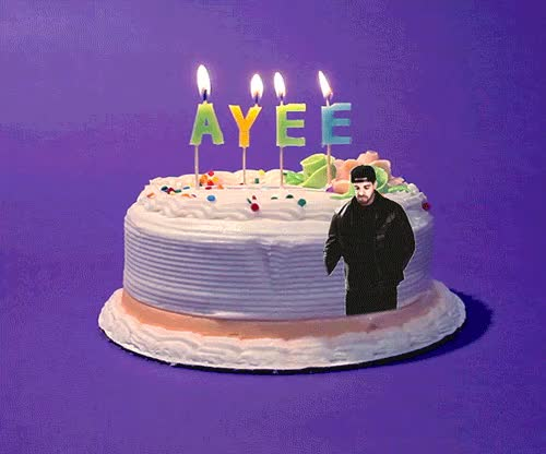 Watch and share New Trending GIF On . Birthday Happy Birthday Cake Aye. Follow Me CooliPhone6Case On Twitter Facebook Google Instagram LinkedIn Blogger Tumblr Youtube GIFs on Gfycat