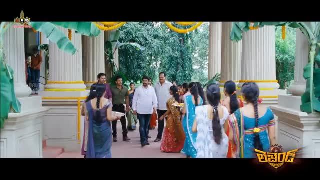 Watch and share Legend Songs   Legend Title Song   Telugu Latest Video Songs   Balakrishna   Sri Balaji Video GIFs on Gfycat