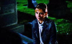 Watch and share Willow Rosenberg GIFs and Buffy Summers GIFs on Gfycat