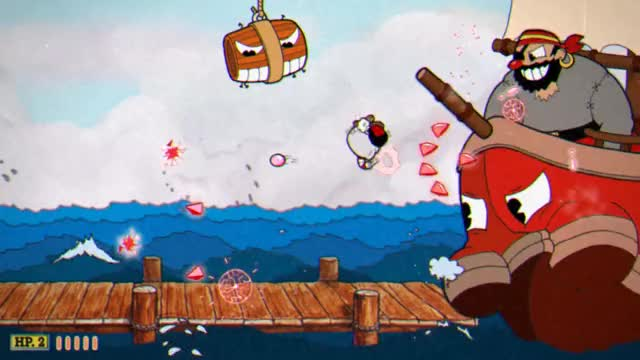 Watch and share Boss Battle GIFs and Cuphead GIFs on Gfycat
