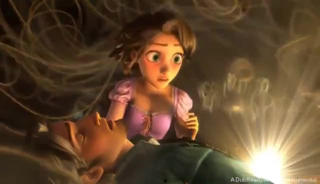 tangled, The Tears Heal GIFs