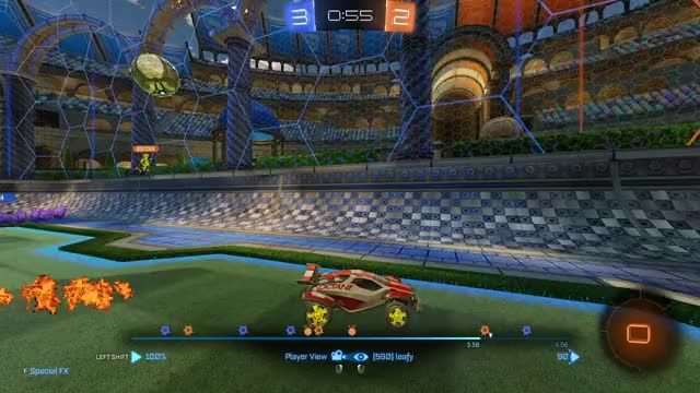 Watch and share Rocket League GIFs by leafy on Gfycat