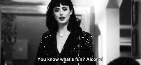 Watch Stay strong be a GIF on Gfycat. Discover more krysten ritter GIFs on Gfycat