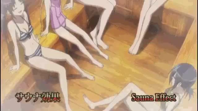 Watch Sauna Effect GIF on Gfycat. Discover more SeitokaiYakuindomo, randomactsofgaming GIFs on Gfycat