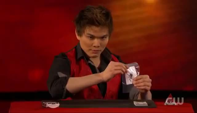 Watch and share Penn And Teller Fool Us // Shin Lim GIFs on Gfycat