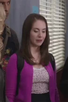 Watch Senioritis (reddit) GIF on Gfycat. Discover more alisonbrie GIFs on Gfycat