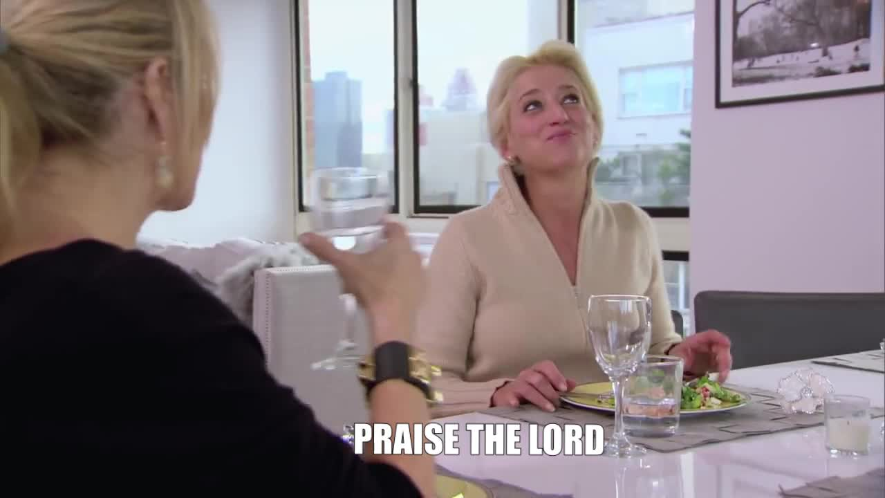 GIF Brewery, rhony-the-impossible-has-happened-for-ramona-singer-season-9, PRAISE THE LORD GIFs