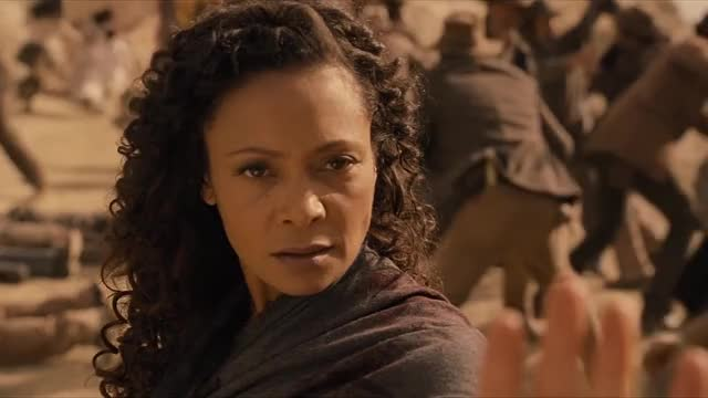 Watch this thandie newton GIF by Ford? (@m_and_m) on Gfycat. Discover more celebrity, celebs, hbo, maeve, thandie newton, tv, westworld GIFs on Gfycat