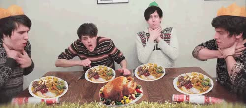 Watch this thanksgiving GIF by Reaction GIFs (@sypher0115) on Gfycat. Discover more Thanksgiving, feast, happy thanksgiving, holiday, turkey day GIFs on Gfycat