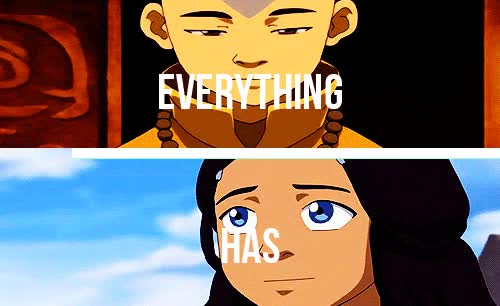 Watch and share Avatar Quotes GIFs and Kataang GIFs on Gfycat