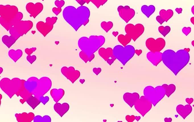 I, I love you, aw, aww, bye, cute, heart, hearts, kiss, love, pink, purple, romance, romantic, sweet, u, you, Animated hearts GIFs