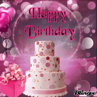 Watch and share Happy Birthday Daughter Cake For You GIFs on Gfycat