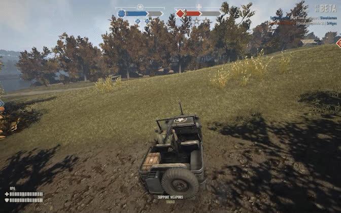 heroesandgenerals, Revenge-killing that tanker that kept hunting you GIFs