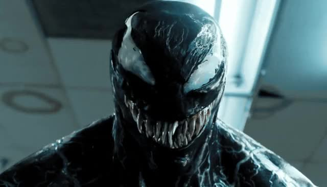 Watch this eddie brock GIF by GIF Queen (@ioanna) on Gfycat. Discover more alien, angry, brock, comics, disgust, disgusting, eddie, ew, fight, film, hardy, i'm, mad, marvel, monster, movie, scary, symbiote, tom, venom GIFs on Gfycat