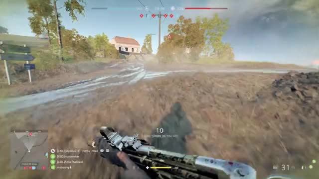 Watch and share Battlefield™ V GIFs and Playstation 4 GIFs by odytalos on Gfycat