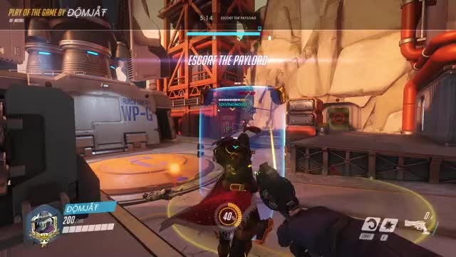 Watch 2019-02-01-accused-of-aimbot GIF on Gfycat. Discover more mccree, overwatch, potg GIFs on Gfycat