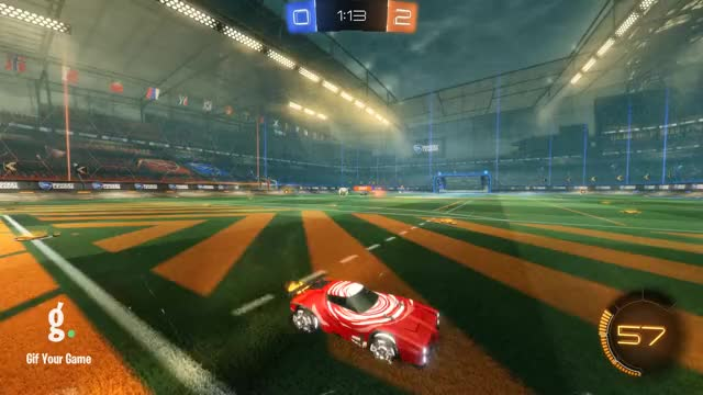 Watch Shot 7: Heater GIF by Gif Your Game (@gifyourgame) on Gfycat. Discover more Gif Your Game, GifYourGame, Mr. Manager, Rocket League, RocketLeague GIFs on Gfycat
