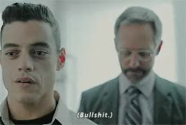 Watch 1996 GIF on Gfycat. Discover more *, 05x07, edit, elliot alderson, gifset, lol, mr robot, mr. robot, mrrobotedit, rami malek, removed the blockquote, s1e7, season 1, this made me laugh tho GIFs on Gfycat