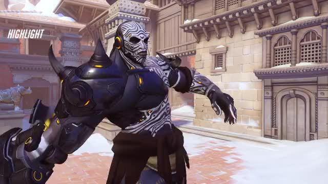 Watch and share Overwatch GIFs and Doomfist GIFs by hawuvajo on Gfycat