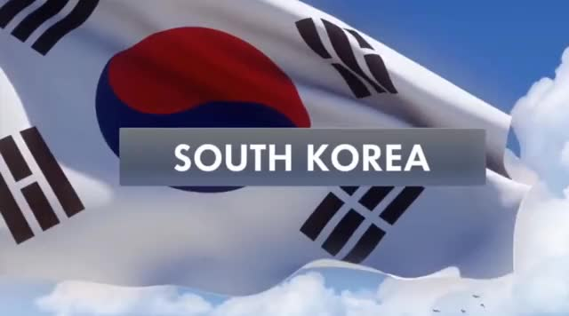 Watch and share South Korea GIFs by ruggoe on Gfycat