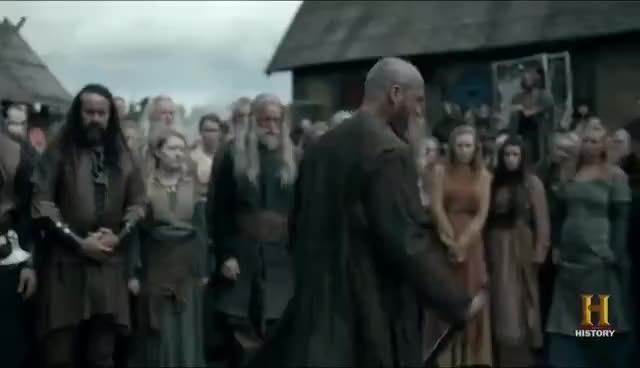 Watch and share Vikings GIFs on Gfycat