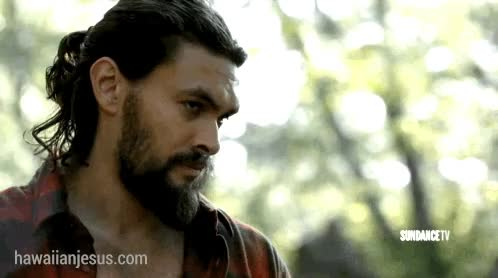 Watch and share Momoa GIFs on Gfycat