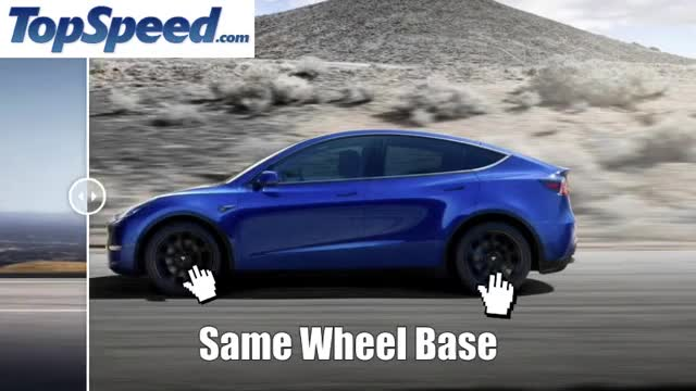 Watch and share Tesla Model Y Vs Model 3 Split GIFs on Gfycat