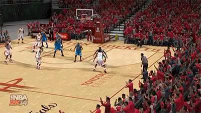 Watch and share NBA Finals - NYKvsHOU - James Harden GIFs on Gfycat